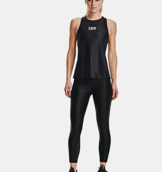 Leggings UA Iso-Chill Ankle para mujer
