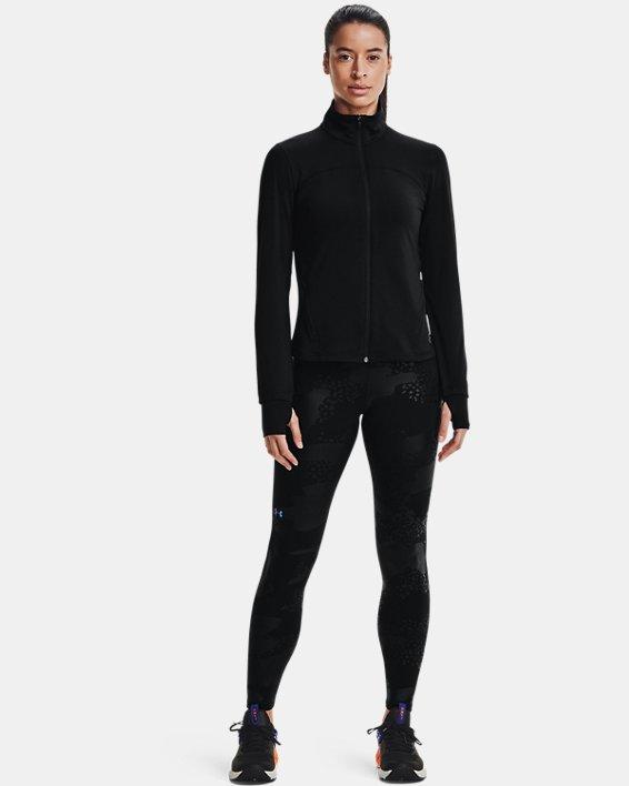 Leggings UA RUSH™ No-Slip Waistband Tonal Full-Length para mujer