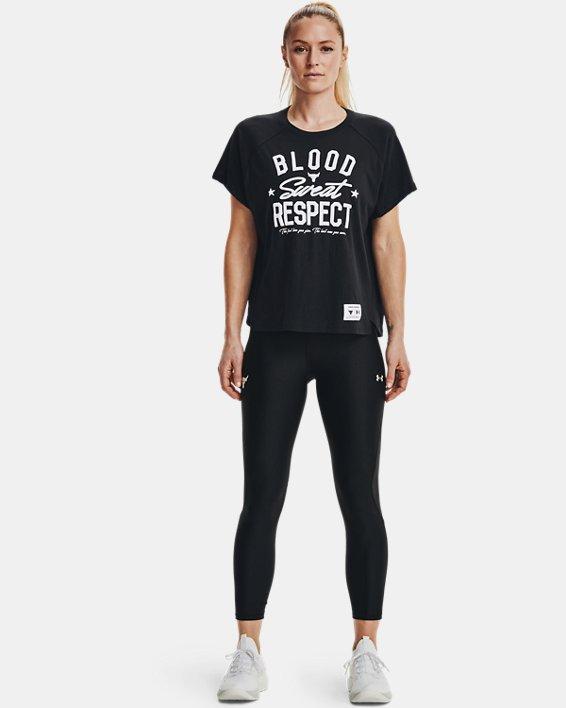 Camiseta de manga corta Project Rock BSR para mujer