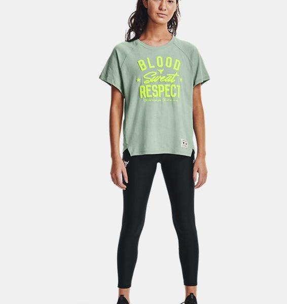 Leggings Project Rock HeatGear® Ankle para mujer