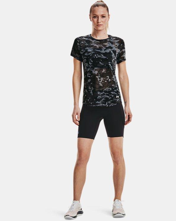 Camiseta de manga corta UA Breeze Run para mujer