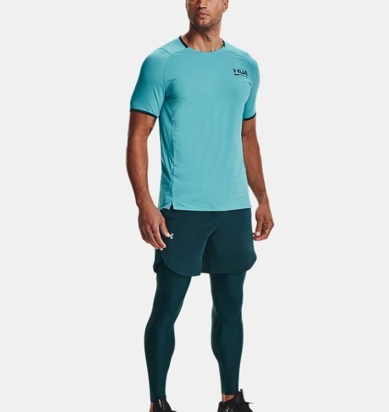 Leggings UA Iso-Chill Perforated para hombre