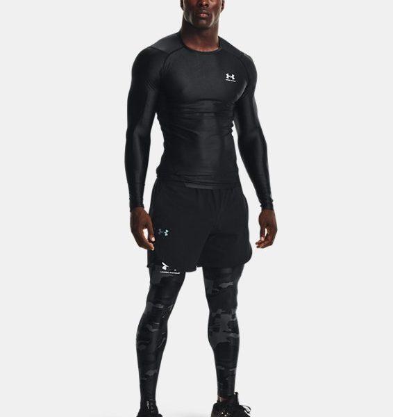 Leggings UA Iso-Chill Printed para hombre