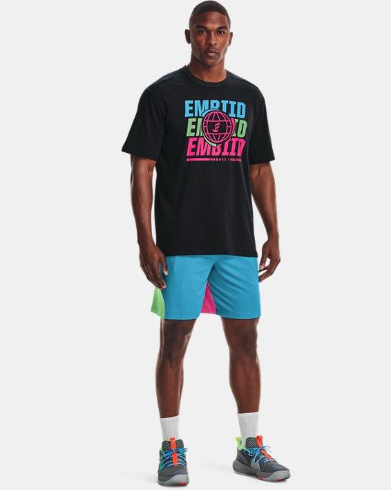 Pantalón corto UA Embiid Signature para hombre