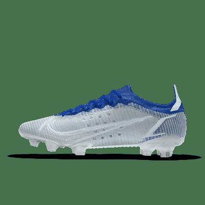 Nike Mercurial Vapor 14 Elite By You Botas de fútbol personalizables - Blanco