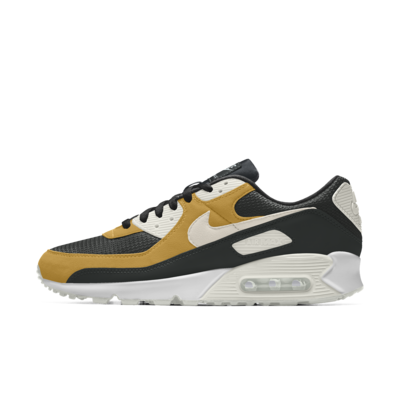 Nike Air Max90 By You Zapatillas personalizables - Mujer - Amarillo