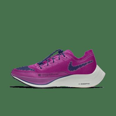 Nike ZoomX Vaporfly NEXT% 2 By You Zapatillas de running personalizables - Mujer - Morado