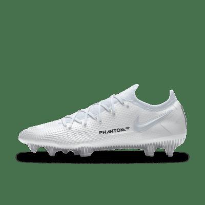 Nike Phantom GT Elite By You Botas de fútbol para terreno firme personalizables - Blanco